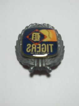Vintage 1988 Mlb Detroit Tigers Pewter Glass Mug Pendant