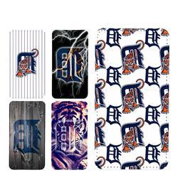 wallet case for Detroit Tigers galaxy S7 S8 S8plus S9 S9plus
